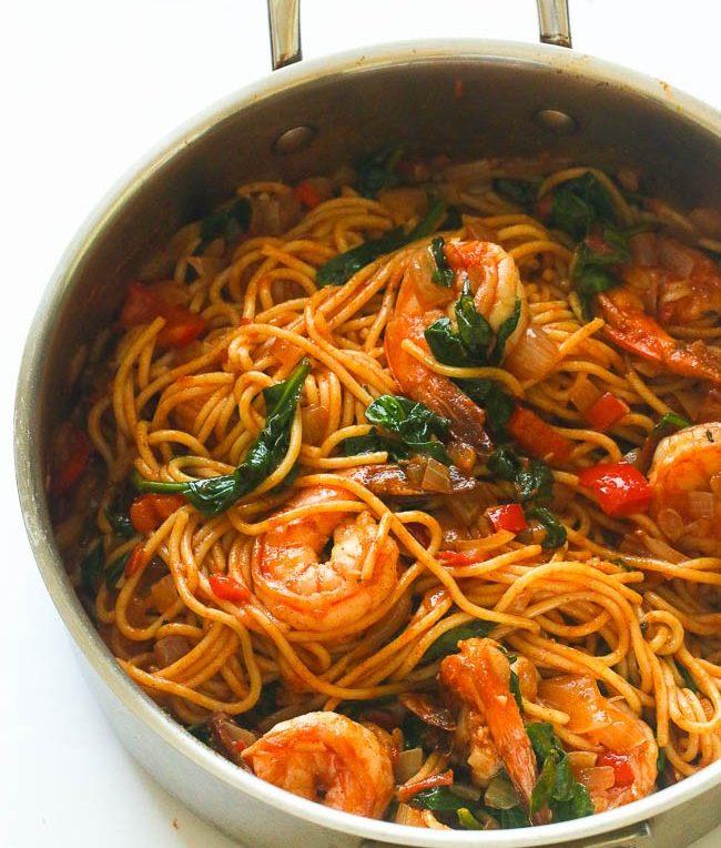 22 schnelle und gesunde Abendessen für geschäftige Nächte